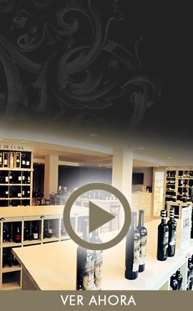 Video tienda el buen gusto vinos