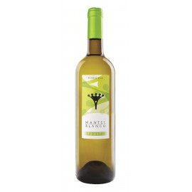 Mantel Blanco Fruits Semidulce 2016